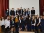 """Projektas """"Mokomės kartu"""" su Gdansko ,,Conradinum"""" mokiniais"""