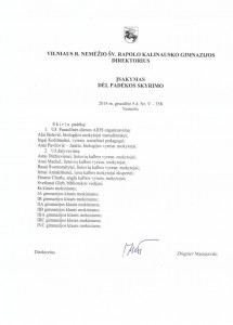 Isakymas-del-padekos 001